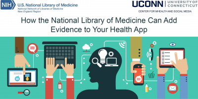 HOW NLM CAN ADD EVIDENCE TO YOUR HEALTH APP